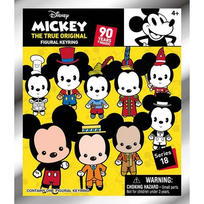 Mickey Mouse Blind Bag Figure Keychain