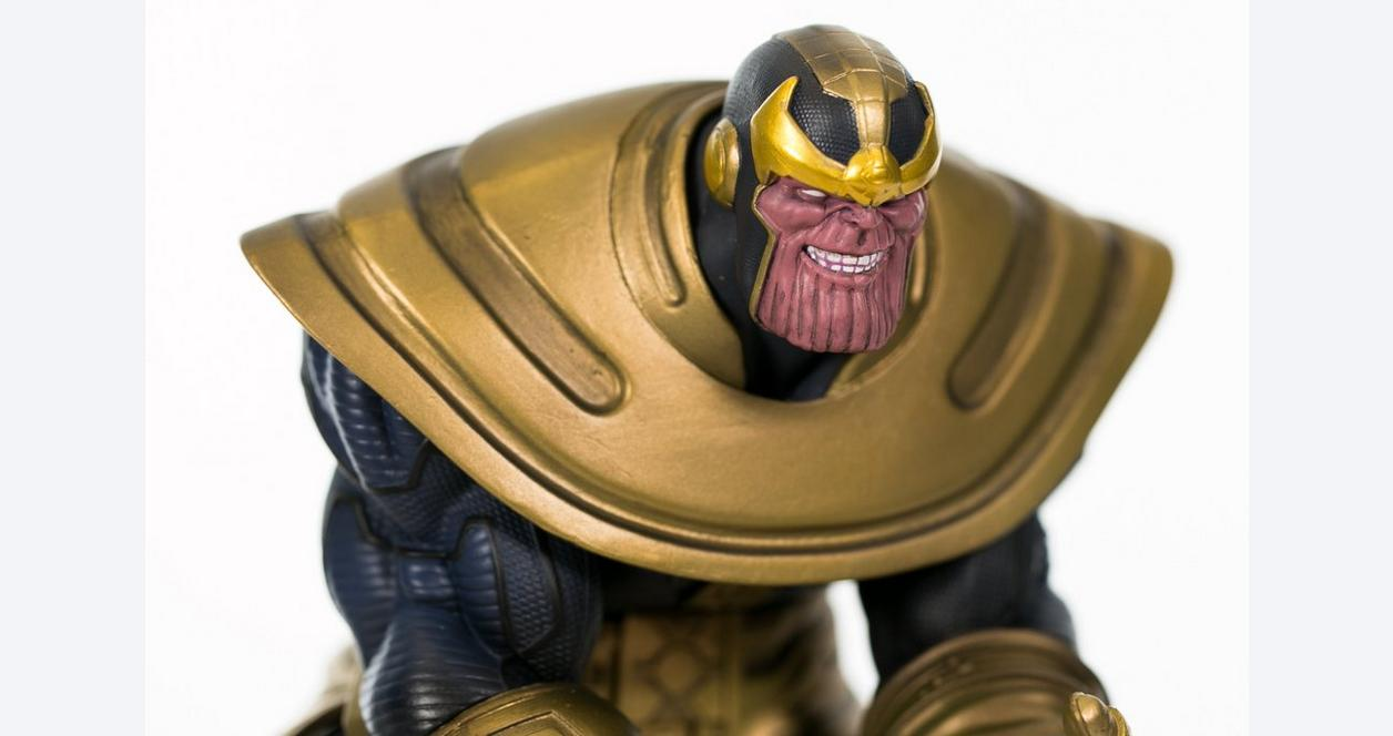 Marvel Gallery Thanos PVC Statue - Only at GameStop