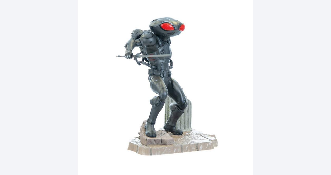 Aquaman Black Manta Statue Only at GameStop
