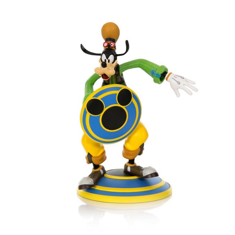 Kingdom Hearts Goofy Statue - Only at GameStop