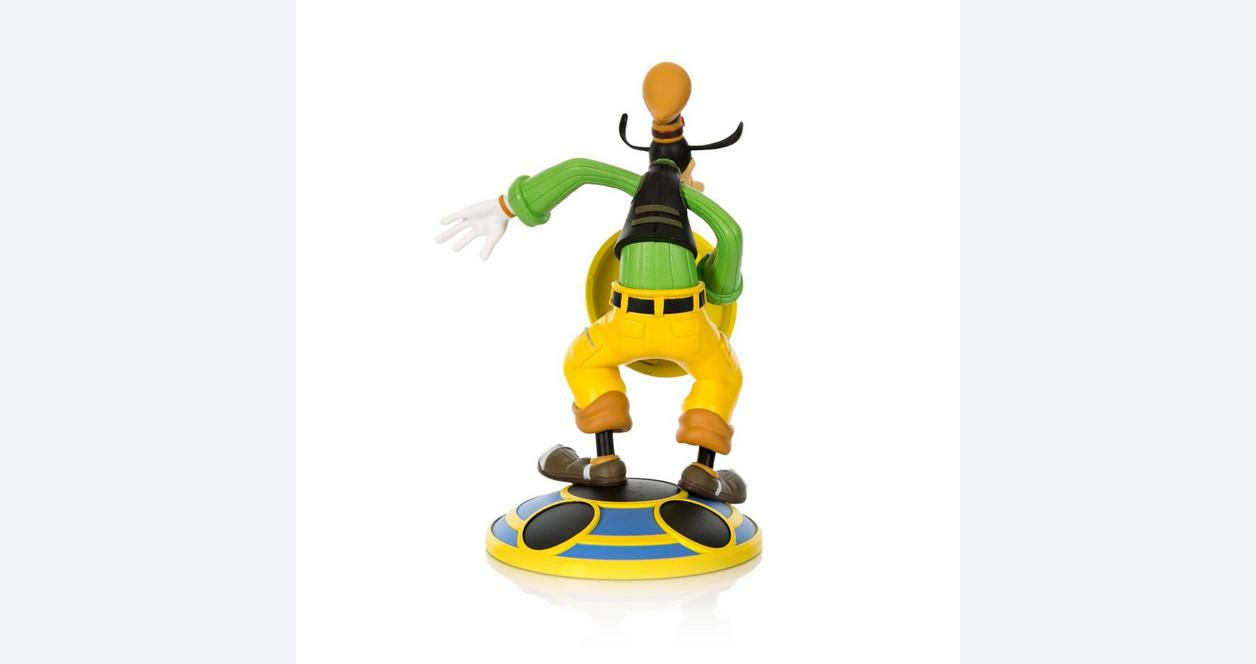 Kingdom Hearts Goofy Statue Only at GameStop