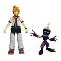 Deals on Kingdom Hearts Series 2 Roxas and Soldier Action Figure