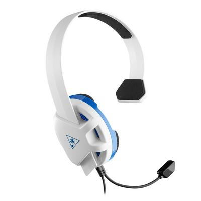 PlayStation 4 Recon Chat Headset White