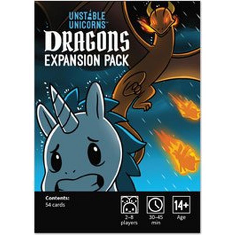 Unstable Unicorns - Dragons Expansion Pack