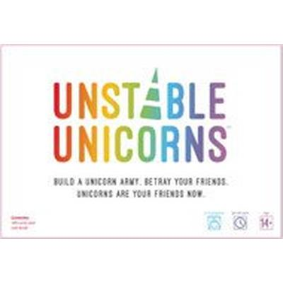 Unstable Unicorns Base Game GameStop Exclusive