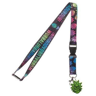 Rick and Morty Rick Lanyard