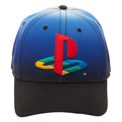 Playstation Logo Flex Baseball Cap