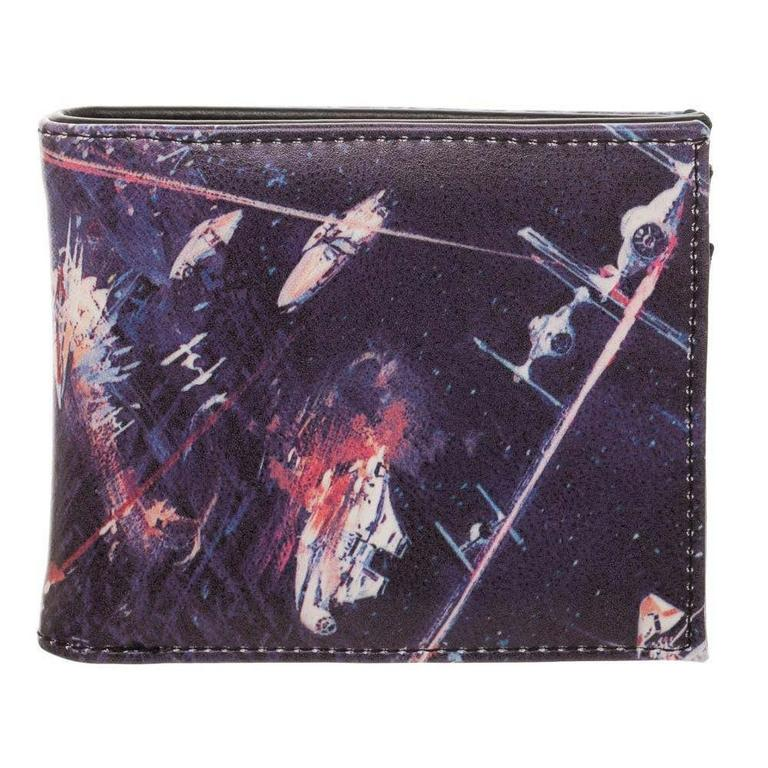 Star Wars: The Last Jedi X-Wing Bifold Wallet