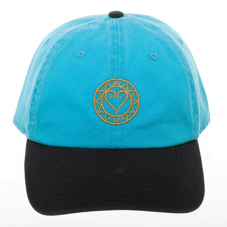 Kingdom Hearts Blue Baseball Cap