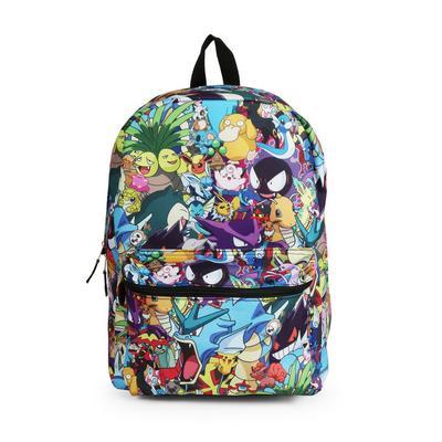 Pokemon All Over Print Backpack