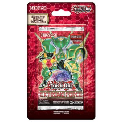 Yu-Gi-Oh! Extreme Force Booster Pack