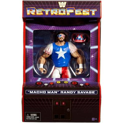 WWE Elite Collection Macho Man Randy Savage Figure - Only at GameStop