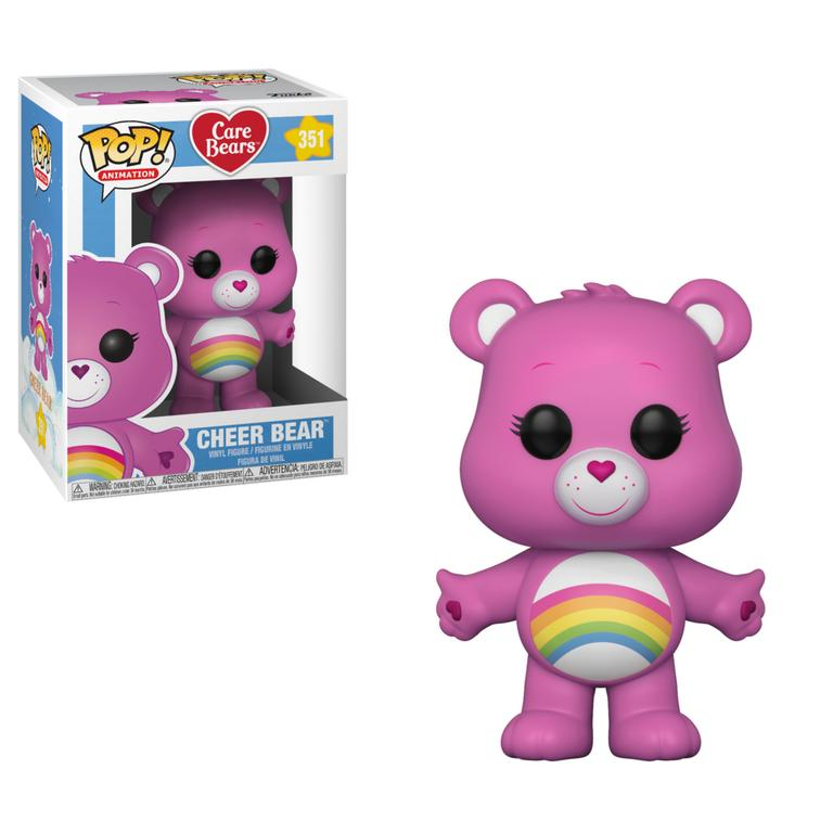 POP! Animation: Care Bears - Cheer Bear