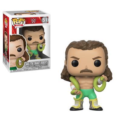 POP! WWE: WWE - Jake 'The Snake' Roberts