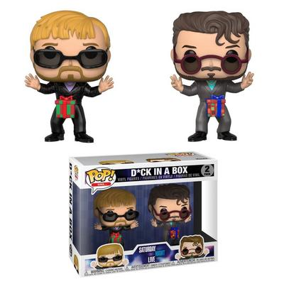 POP! TV: SNL - D*ck in a Box 2 Pack
