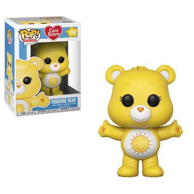 POP! Animation: Care Bears - Funshine Bear