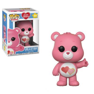 POP! Animation: Care Bears - Love-A-Lot Bear