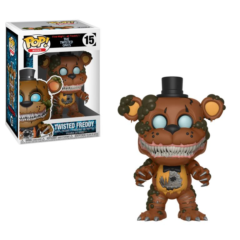 POP! Books: Five Nights at Freddy's - Twisted Freddy