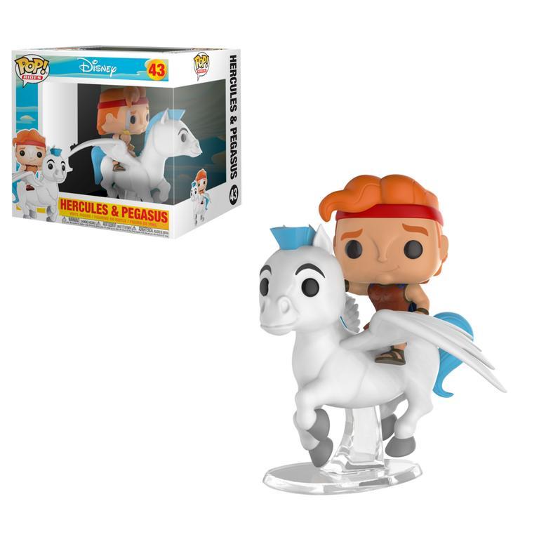 POP! Ride Disney: Hercules & Pegasus