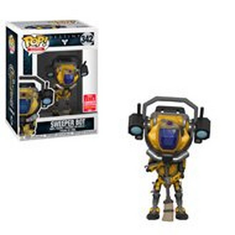 POP! Games: Destiny - Sweeper Bot - Summer Convention 2018 Exclusive - Only at GameStop