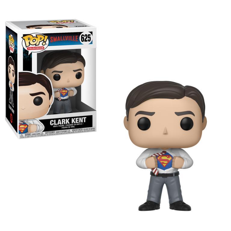 POP! TV: Smallville - Clark Kent
