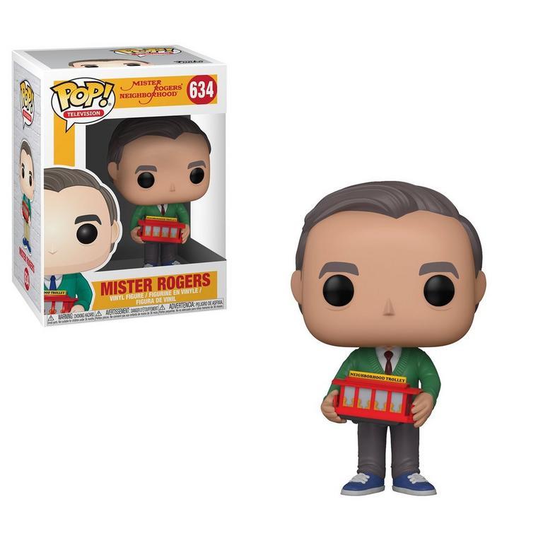 POP! Television: Mr. Rodgers' Neighborhood Mr. Rodgers