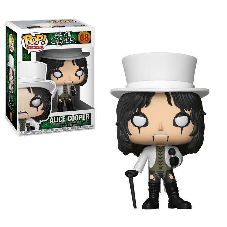 POP! Rocks: Alice Cooper