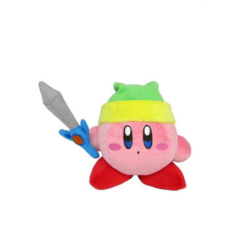 Kirby Sword Ability 6 inch Plush