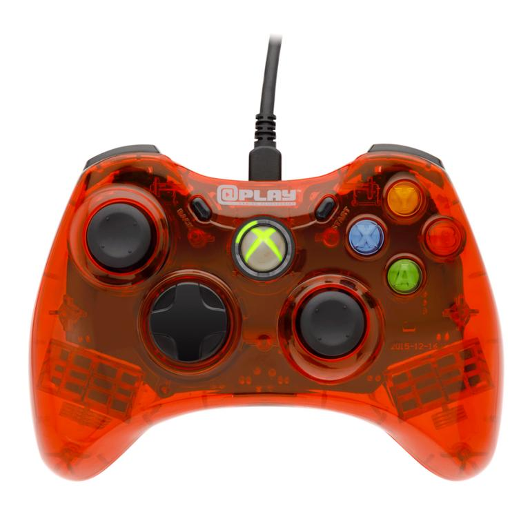Xbox 360 Wired Controller - Red