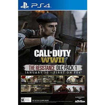 Call of Duty: WWII - Resistance Map Pack