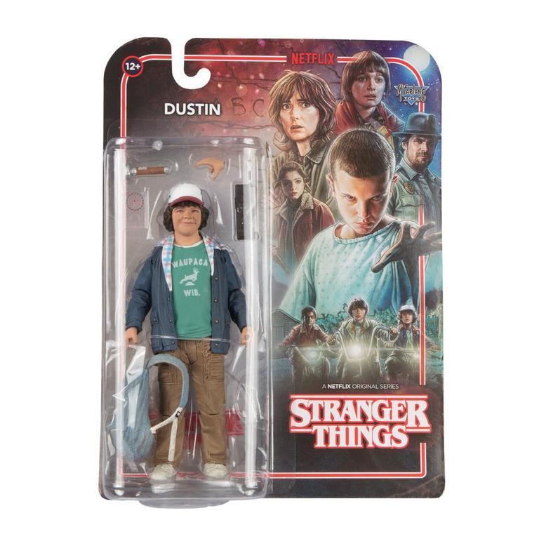 Stranger Things Dustin Figure