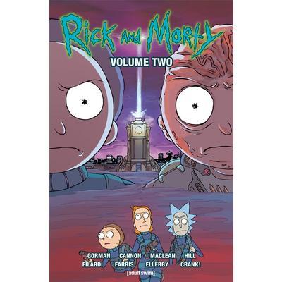 Rick & Morty Comic Book Volume 2