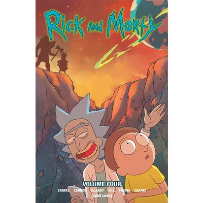 Rick & Morty Comic Book Volume 4