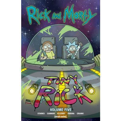 Rick & Morty Comic Book Volume 5