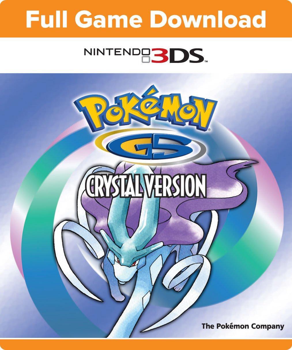 Pokemon Crystal Version   Nintendo 3DS   GameStop