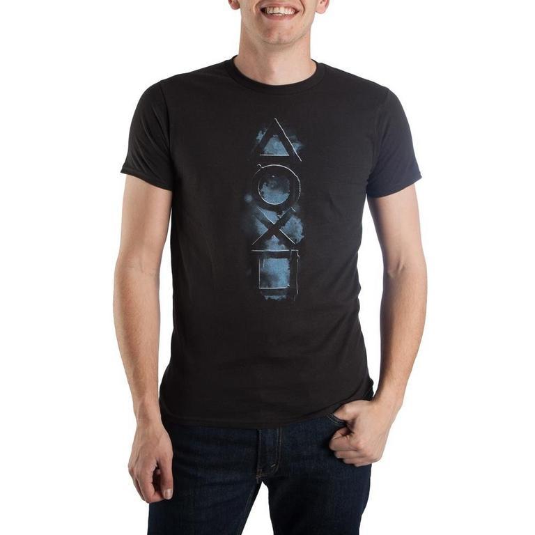 PlayStation Controller Buttons T-Shirt