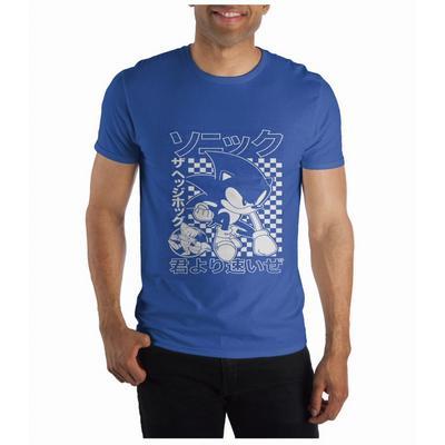 Sonic The Hedgehog Kanji T-Shirt