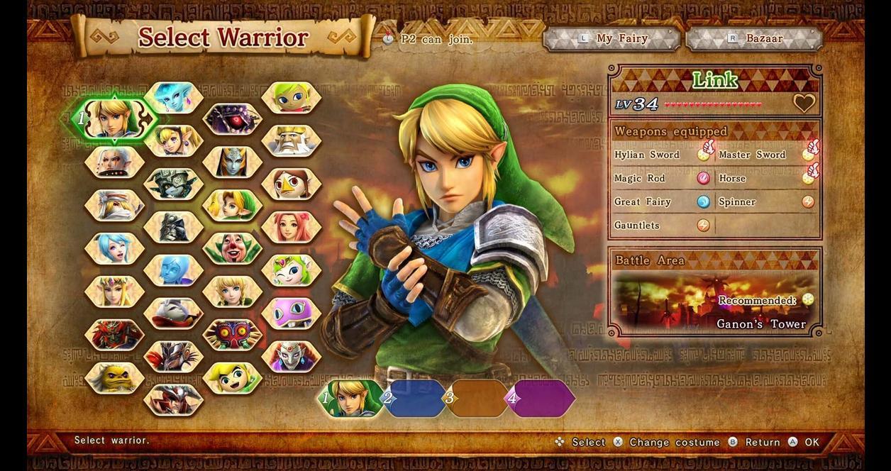 Hyrule Warriors Definitive Edition