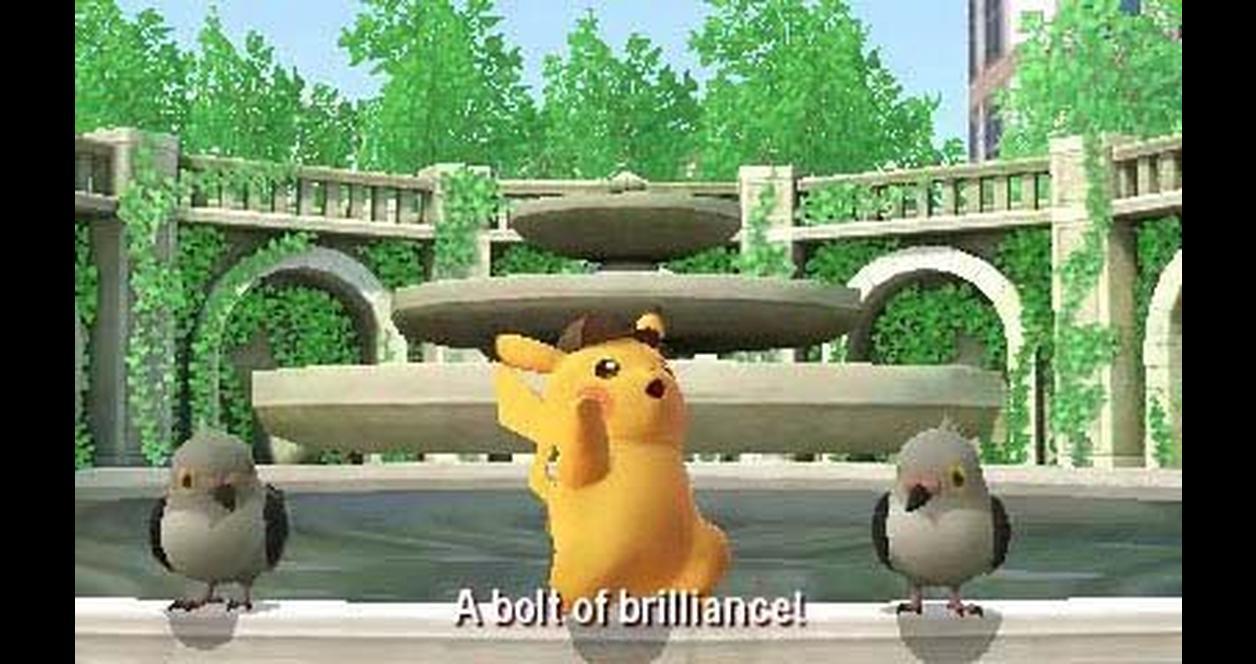 Detective Pikachu Nintendo 3ds Gamestop