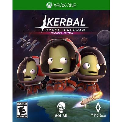 Kerbal Space Program Enhanced Edition