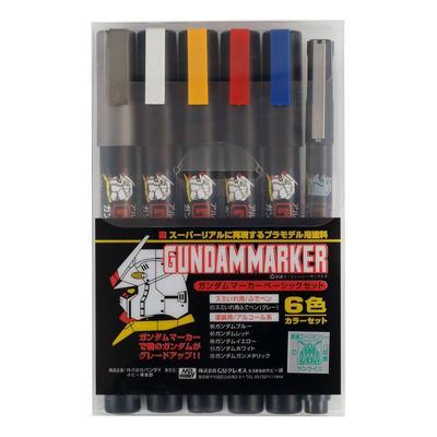 Gundam Marker Basic Set