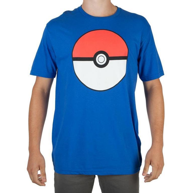 Pokemon Poke Ball Royal T-Shirt