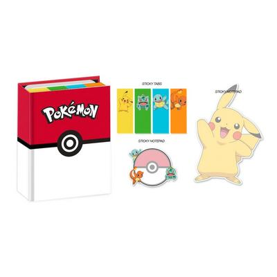 Pokemon Sticky Note Set