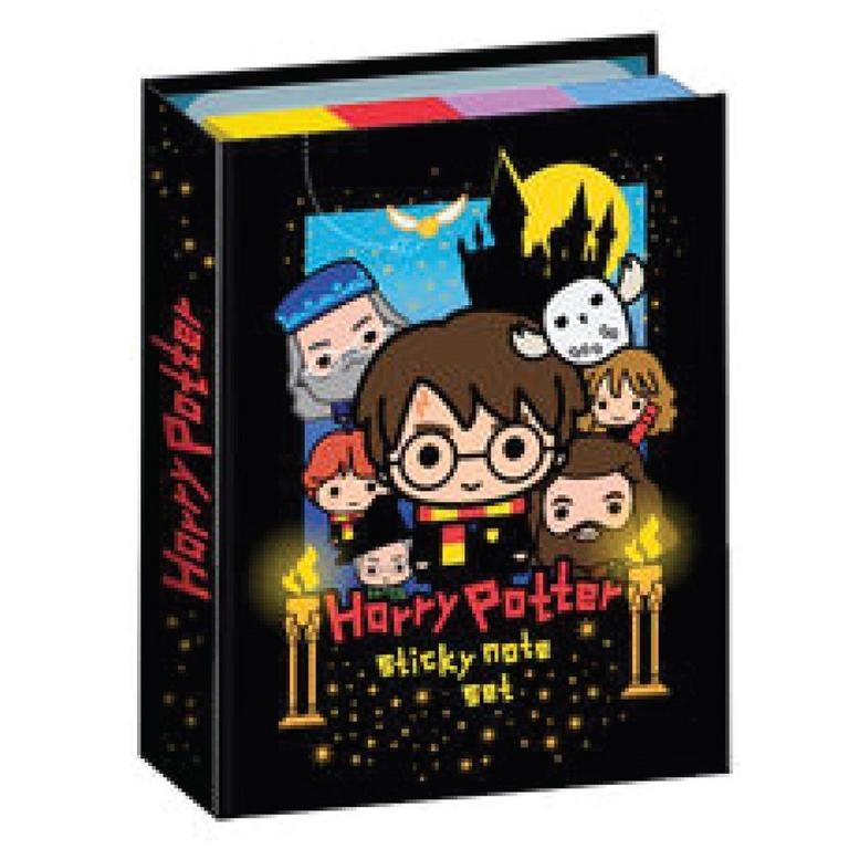 Harry Potter Chibi Note Set