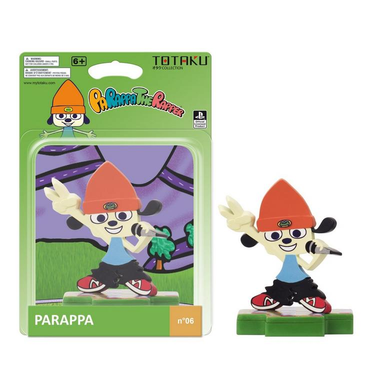 TOTAKU Collection: Parappa the Rapper Figure - Only at GameStop