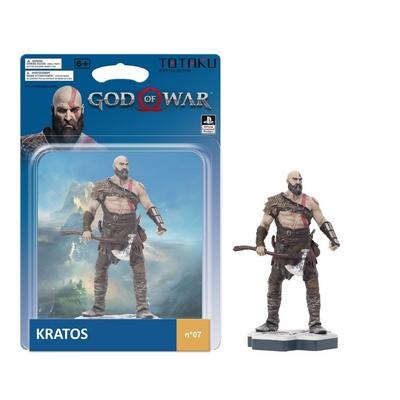 TOTAKU Collection: God of War Kratos Figure - Only at GameStop