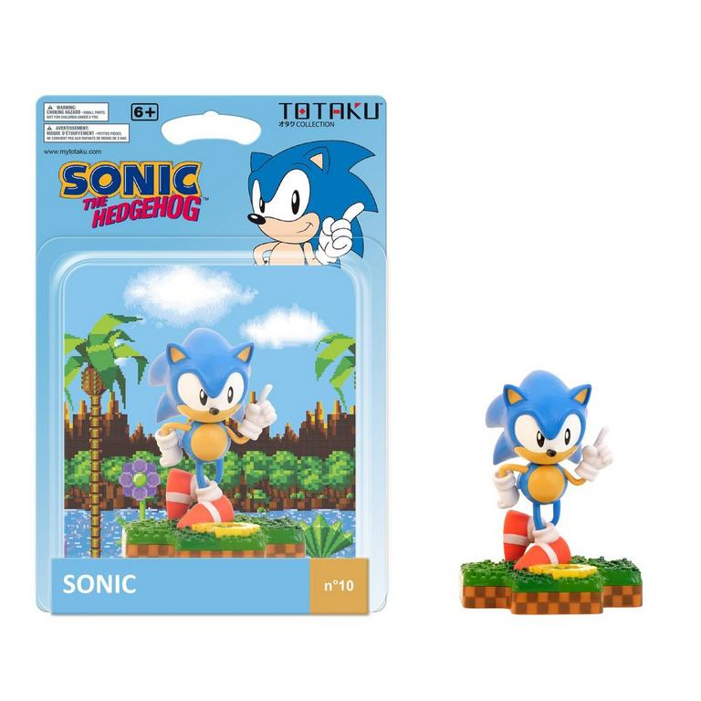Sonic the Hedgehog TOTAKU Collection Figure Only at GameStop