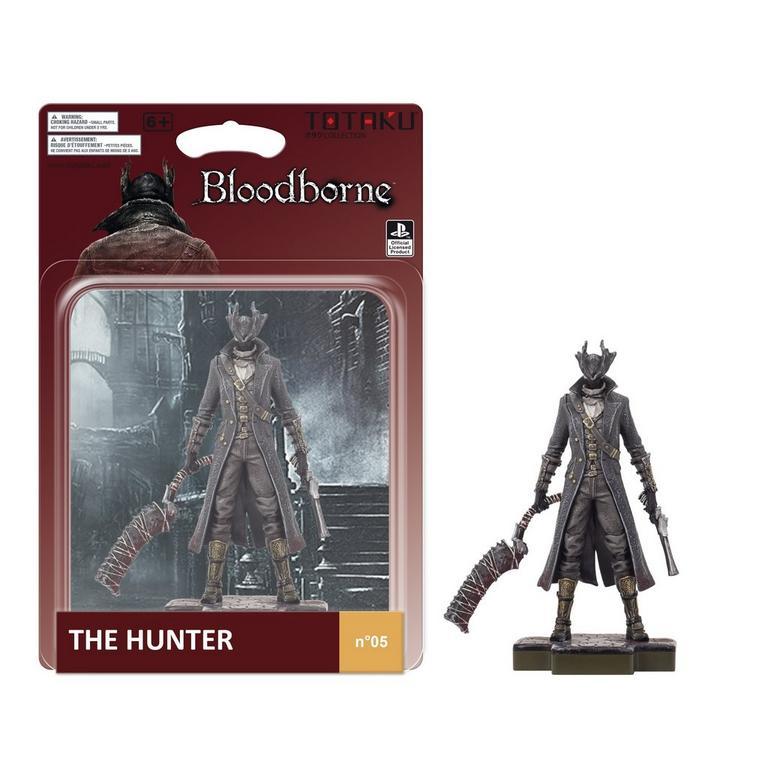 TOTAKU Collection: Bloodborne Hunter Figure - Only at GameStop
