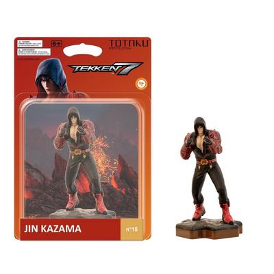 TOTAKU Collection: Tekken 7 Jin Kazama Figure - Only at GameStop