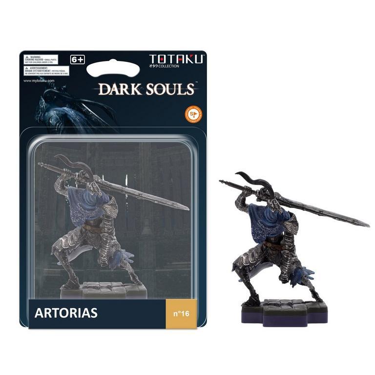 TOTAKU Collection: Dark Souls Artorias Figure - Only at GameStop